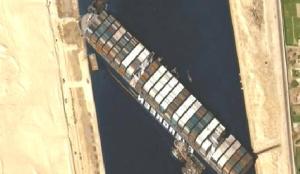'Süveyş'i bypass edecek kanal için harekete geçtiler' haberi 1 Nisan şakası çıktı