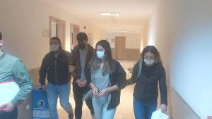 Yurt Dışına Çıkmaları Yasaklandı! Türk Pasaportuyla Paylaşım Yapan Çift Adli Kontrolle Serbest