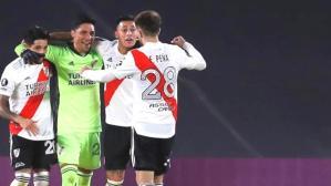 20 futbolcusu korona olan ve kalecisiz kalan River Plate, çıktığı maçı kazanarak tarihe geçti