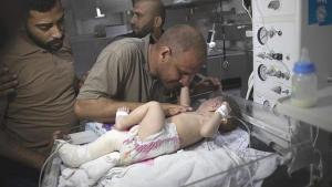 4 çocuğunu kaybeden Gazzeli baba, Cumhurbaşkanı Erdoğan'dan yardım istedi