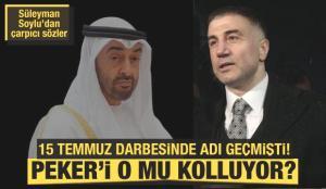 90'lı yıllar senaryosu… Sedat Peker'i kim kullanıyor?