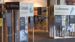 ABD'nin başkentinde Şehit Diplomatlar Sergisi açıldı