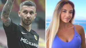 Adem Büyük'ün eşinden Galatasaraylılara tepki: Ne yapacaktı, maçı mı satacaktı!