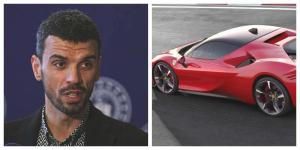 AKP'li Sofuoğlu Ferrari'yi Yabancı Uyruklu Eşinin Adına Alıp Vergiden Muaf Oldu