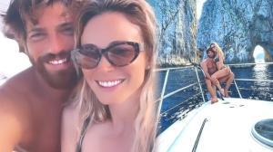 Can Yaman ve Diletta Leotta tatilde aşk tazeliyor!