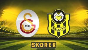 CANLI ANLATIM   Galatasaray – Yeni Malatyaspor