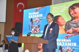 DSÖ Türkiye Temsilcisi: Sigara içenlerin Covid-19 nedeniyle ölüm riski yüzde 50 daha yüksek