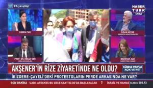 GENAR Başkanı İhsan Aktaş: İYİ Parti CHP'nin yoluna girdi
