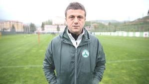 Giresunspor, Hakan Keleş ile devam kararı aldı