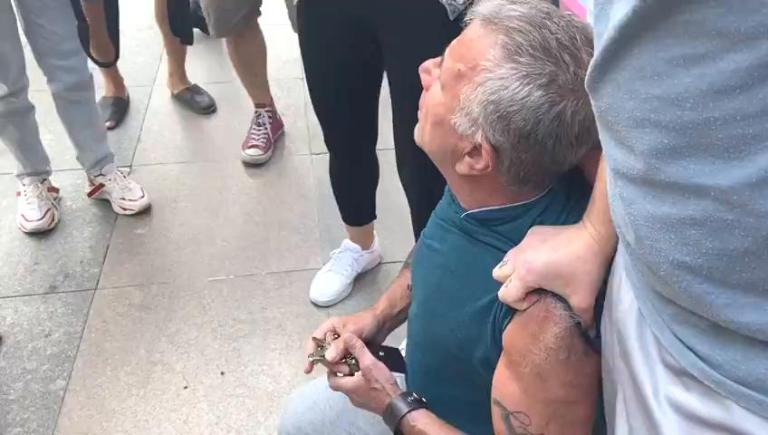 'Kadıköy'de Göçmen Kadına Cinsel Saldırı Girişimini Vatandaşlar Engelledi İddiası' Yalan Çıktı!