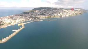 Karadeniz'in en risksiz ili Sinop, maviye çok yakın