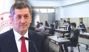 LGS sınavı için önemli değişiklik! MEB Bakanı Ziya Selçuk açıkladı bu seneye özel olacak