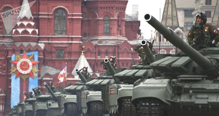 Moskova'da 9 Mayıs Zafer Bayramı kutlamaları
