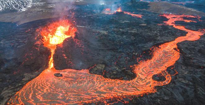 Sahibinden satılık yanardağ: Fagradalsfjall