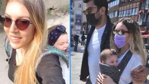 Sinem Kobal ve Kenan İmirzalıoğlu, bebekleri için gelen 1 milyon TL'lik reklam teklifini reddetti