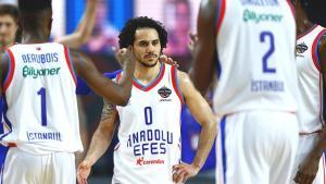 Son dakika – Anadolu Efes, Euroleague'de şampiyonluk peşinde!