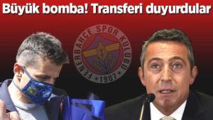 Son dakika transfer haberi – Fenerbahçe'den büyük bomba! İstanbul'a gelip tesisleri gezmişti, ünlü yıldızı duyurdular
