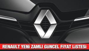 2021 Renault Sıfır Araç Modelleri Haziran Zamlı Fiyat Listesi: 2021 Clio Megane Taliant Captur güncel fiyatları