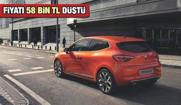 58 bin TL indirim! 2021 Renault Clio için süre daralıyor! Sıfır 2021 Model Clio güncel yeni fiyat listesi…