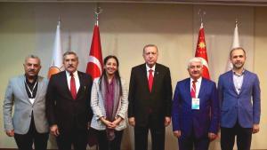 AK Parti Hatay Milletvekili Özel: Eğitim altyapımızı yeniliyoruz