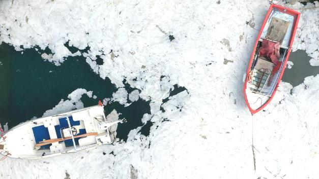 Bakam Kurum: 'Marmara Denizi'ne Oksijen Verilecek'