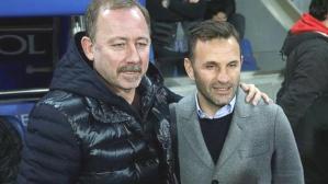 Beşiktaş, Okan Buruk'la mı görüşüyor? Siyah-Beyazlı kulüp bu soruya cevap verdi