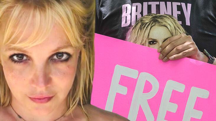 Britney Spears: Hayatımı geri istiyorum!