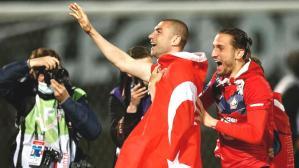 Burak Yılmaz, Lille'de sezonun iyi futbolcusu seçildi