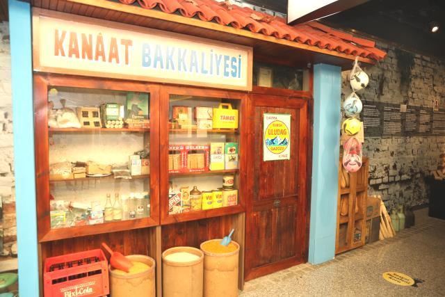 Bursa'da 70'ler mahallesi kuruldu