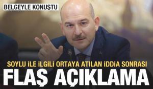 Cumhuriyet gazetesinin Süleyman Soylu ile ilgili 'uçak' iddiası yalan çıktı