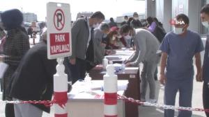 Eskişehir'de aşıya yoğun talep