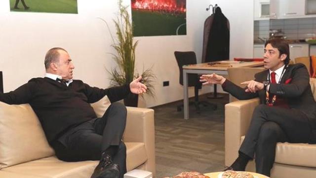 Fatih Terim'in Benfica ile kurduğu bağlantı sayesinde G.Saray'a yıldız yağacak