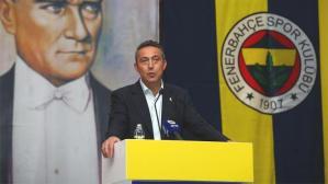 Fenerbahçe'de YDK üyelerinin plaketleri takdim edildi