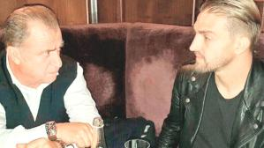 Fenerbahçe'den ayrılacağı konuşulan Caner ve Fatih Terim arasında sürpriz görüşme