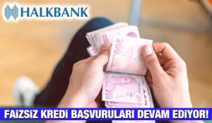 HalkBank sıfır faiz ile KOSGEB destekli kredi veriyor! Faizsiz kredinin başvuru şartları!