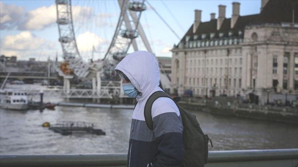 İngiltere'de Lambda varyantı tespit edildi