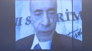 Katılamadığı lansmana görüntülü konuşmayla bağlanan Başkan Cengiz, TFF'ye sitem etti