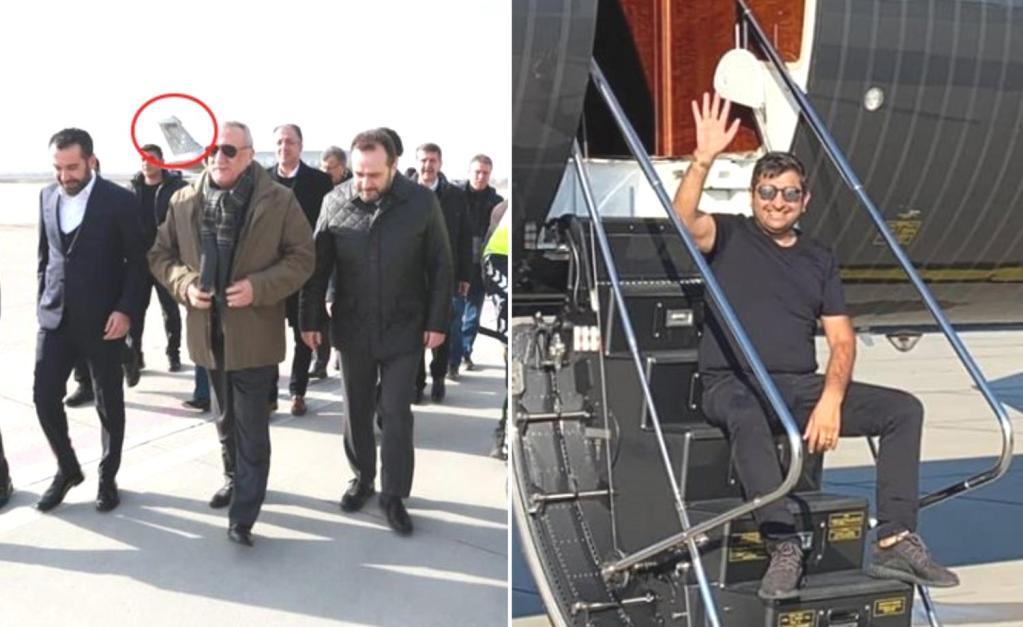 Kurduğu İlişkiler Bir Bir Açığa Çıkıyor: SBK'nın Özel Uçağını Mehmet Ağar da Kullanmış