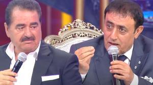 Mahmut Tuncer, İbo Show'a damga vurdu! 'İyi ki küs kalmışız'