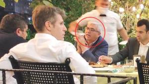 Sezgin Baran Korkmaz'la yemek yiyen Yargıtay üyesi Savaş Nemli'den ilk açıklama: Soruşturmadan haberim yoktu