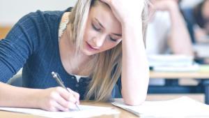 Sınav anksiyetesine yenik düşmeyin
