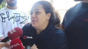 Şişli'de maganda kurşunu kurbanının karısı: Bebeğimi korumaya çalıştı o kadar