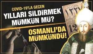 Sıvış yılı: Osmanlı'da 33 yılda bir yılın silinmesi