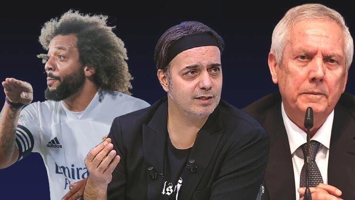 Son dakika – Ali Ece'den Aziz Yıldırım'a olay Marcelo cevabı!