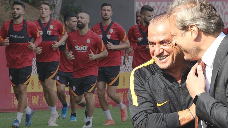 Son dakika – Fatih Terim, Galatasaraylı yıldızın üstünü çizdi! Kararını Burak Elmas'a iletti