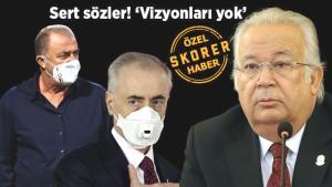 Son dakika: Galatasaray başkan adayı Eşref Hamamcıoğlu'ndan Fatih Terim açıklaması! Yönetime sert sözler