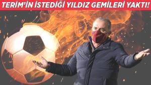 Son dakika transfer haberi – Galatasaray'da Fatih Terim'in istediği yıldız gemileri yaktı! Kiralık olarak…