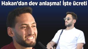 Transferde son dakika – Hakan Çalhanoğlu'ndan dev anlaşma! İşte Inter'den alacağı yıllık ücret