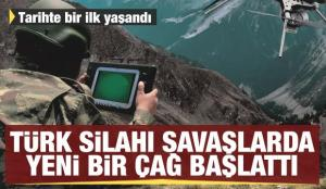 Türk silahı savaşlarda yeni bir çağ başlattı: Kargu-2 otonom saldırı ile tarihe geçti