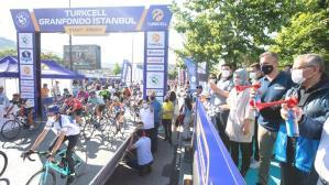 Turkcell GranFondo İstanbul'da Bisiklet Şöleni